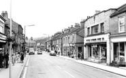 New Mills, Market Street c1965
