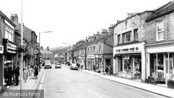 New Mills, Market Street c.1965