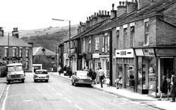 Market Street c.1965, New Mills