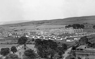New Mills, the New Housing Estate c1960