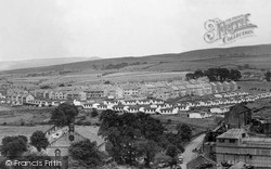 New Mills, The New Housing Estate c.1960