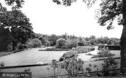 New Mills, The Park c.1960