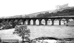 New Mills, The Viaduct c.1960