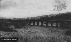 The Viaduct c.1960, New Mills