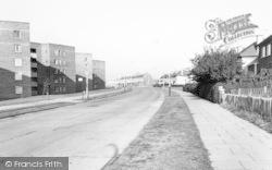 Aikman Avenue c.1965, New Parks