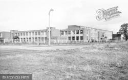 Alderman Newton's Girls' School c.1965, New Parks