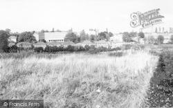 City Isolation Hospital, Groby Road c.1965, New Parks