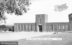 New Parks House School c.1965, New Parks