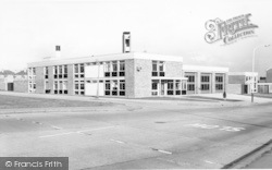 The Fire Station c.1965, New Parks