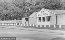 The Social Club, Battersbee Road c.1965, New Parks