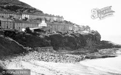 New Quay, Cardigan Bay c.1955