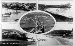 New Quay, Composite c.1933