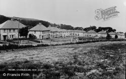 New Quay, Cylch-Y-Llan c.1955