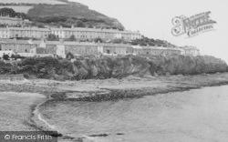 New Quay, Dolau Beach c.1960