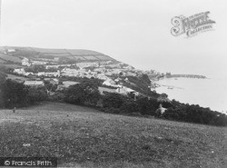 New Quay, From Penhriw 1932