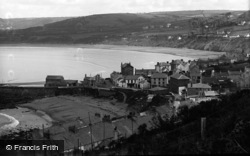 New Quay, General View 1939