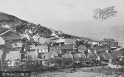 New Quay, General View c.1939