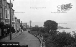 New Quay, Glanmor Terrace 1936