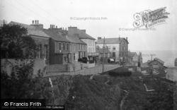New Quay, Glanmor Terrace c.1936