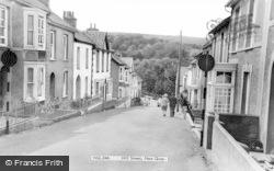 New Quay, Hill Street c.1965
