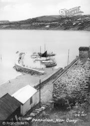 New Quay, Penpolion c.1950