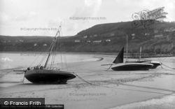 New Quay, The Beach 1939