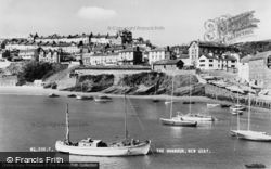 The Harbour c.1960, New Quay