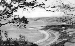 New Quay, Two Bays c.1939