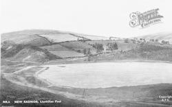 New Radnor, Llynheilyn c.1935