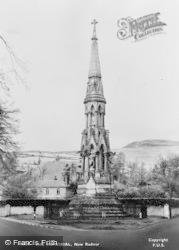 New Radnor, The Memorial c.1950