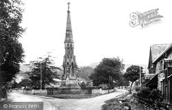 New Radnor, The Monument c.1932