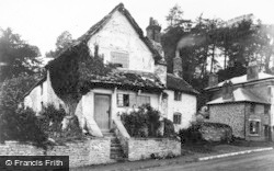 New Radnor, The Old Parsonage c.1935