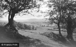 New Radnor, The Valley 1950