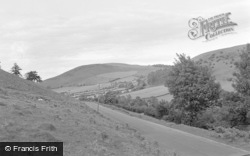 The Valley Above 1950, New Radnor