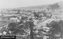 New Radnor, The Village c.1935