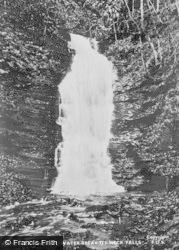 New Radnor, Water-Break-Its-Neck Fall c.1935