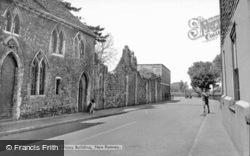 Old Priory Buildings c.1955, New Romney