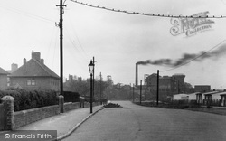New Rossington, The Colliery, West End Lane c.1955