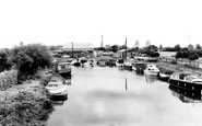 New Sawley, Marina c1967