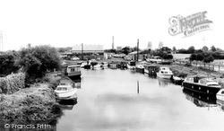 Marina c.1967, New Sawley