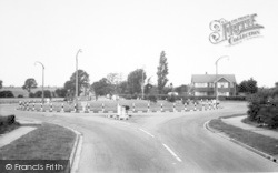 New Waltham, The Roundabout c.1960