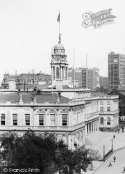 City Hall 1895, New York