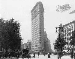 Flatiron Building 1902, New York