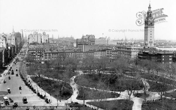 Photo of New York, Madison Square 1895