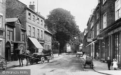 Newark-on-Trent, Appleton Gate 1906
