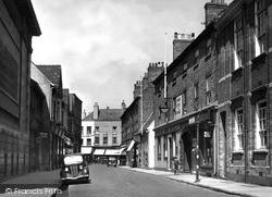 Newark-on-Trent, Barnby Gate c.1955