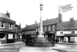 Newark-on-Trent, Beaumond Cross 1904