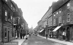 Newark-on-Trent, Carter Gate 1906