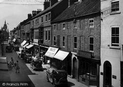 Newark-on-Trent, Carter Gate c.1955