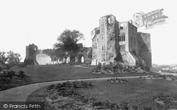 Newark-on-Trent, Castle Gardens 1890